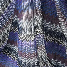 Tissu au mètre Maille coton Polyester en 105cm n° 719