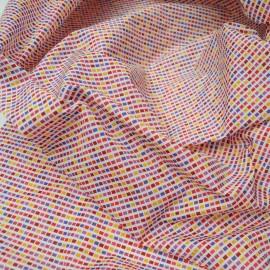 Coupon viscose de qualité Haute Couture  2m70 en 155cm n°735