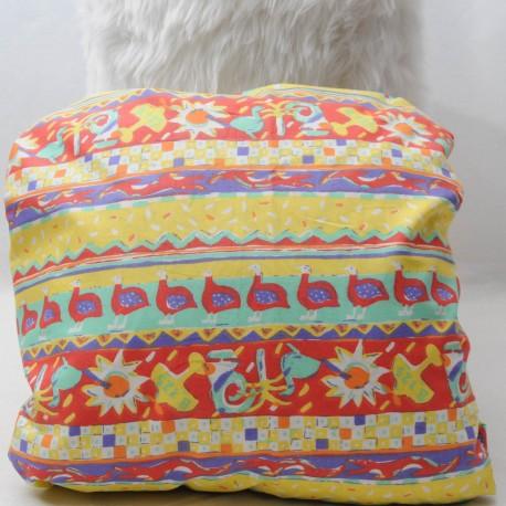 Tissu au mètre coton enfants imprimé n° 764 en 150 cm.