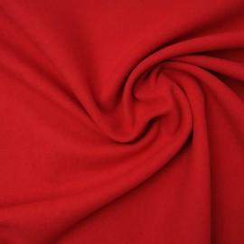 Tissu Caban Rouge au mètre en 150cm n°850