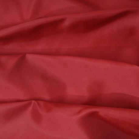 Doublure polyester rouge en 160cm n°468