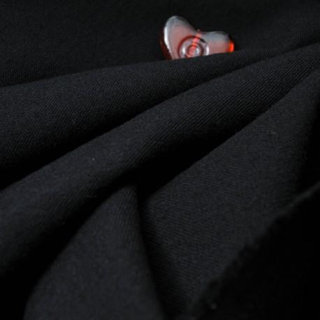 Pure laine noire en 142cm
