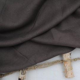Coupon Polyester & viscose marron 2m80 en 145cm n°363