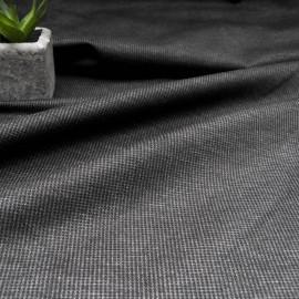 Au mètre jersey lourd gris foncé en 150cm n°10231