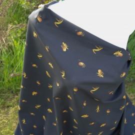 Jersey de polycoton épais au Mètre N°548 F6 en 148cm