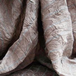 Acrylique & polyester rayé en 135cm n°156 au mètre
